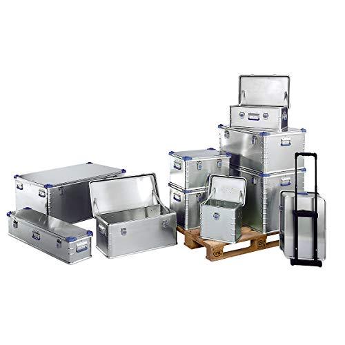 Relags Zarges Eurobox-60 L Box, Silber, 60 L - 2