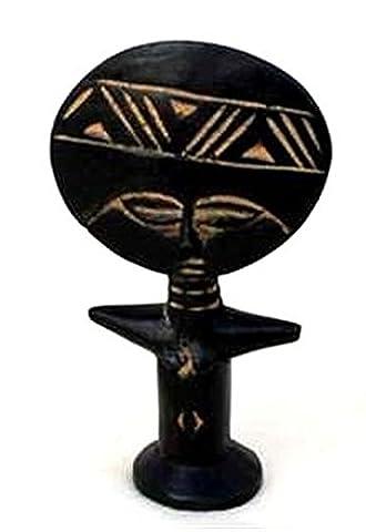 AFRIQUE ART DECORATION -Poupée Ashanti petit modèle POAP-A2