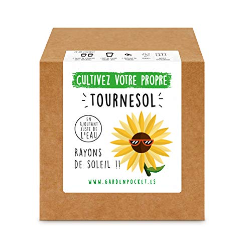 Garden Pocket - Kit de Culture de TOURNESOL