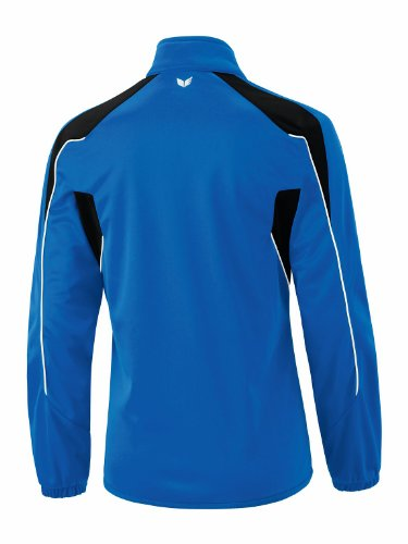 Erima shooter veste en polyester Bleu - Bleu roi/noir/blanc