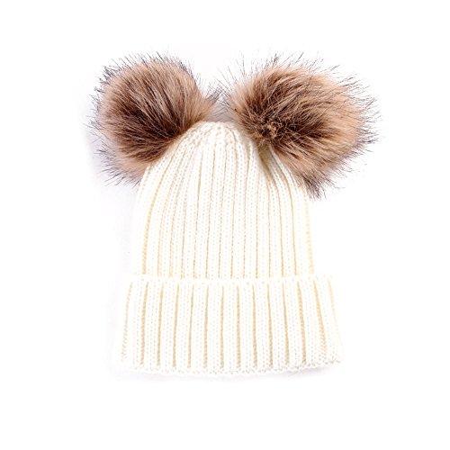 Loveble Bébé Chapeaux d'automne-Hiver Âge 0-3 Ans