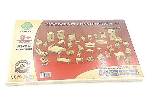 Holzbau- Möbel und