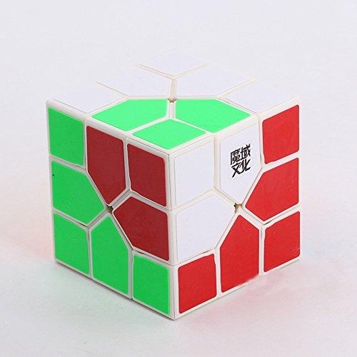 Cubo mágico Moyu Oscar Redi cubo Cubo mágico 3X3 Blanc