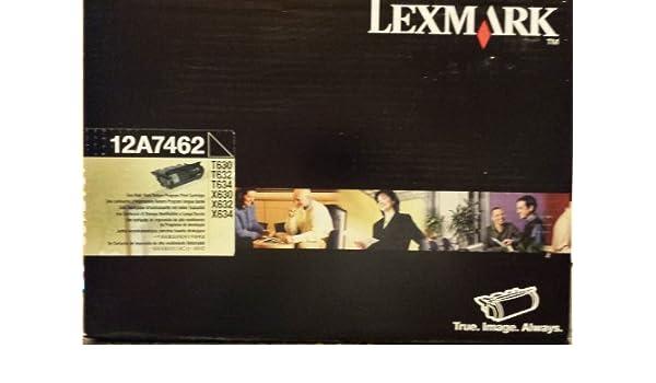 Lexmark Pb Toner Schwarz Für Optrat630 Küche Haushalt