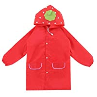 Raincoat 1PC Cartoon Animal Style Waterproof Kids Raincoat For Children Rain Coat Rainwear/Rainsuit Student Poncho