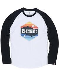 Element H1SGA3ELP84436 Camiseta de Tirantes, Hombre, Azul (Bleu Clair), Medium