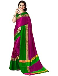 Best Collection Women's Clothing Saree Collection In Multi-Coloured Art Silk Material For Women Party Wear,Wedding...
