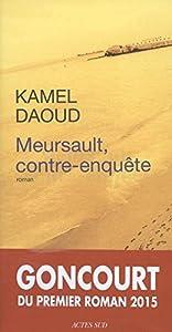 vignette de 'Meursault, contre-enquête (Kamel Daoud)'