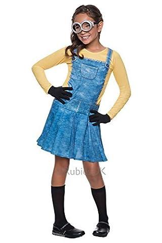Costumes Minion Enfants Halloween - Rubis filles Film Despicable Me Minion femelle