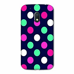 OVERSHADOW DESIGNER PRINTED BACK CASE for MOTO G4 PLAY ( 4 th GEN )