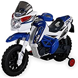 Infantil Moto eléctrica J518 Vehiculo infantil Electro moto Juguete para niños