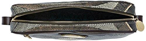 GATTINONI Damen Gacpu0006101 Umhängetaschen, 5x19x28 cm Braun (Diana)