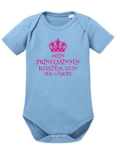 clothinx Baby Body Unisex Karneval Mein Prinzessinnenkostüm