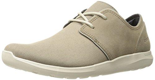 Crocs - Chaussures Kinsale 2-Eye Men M Fashion Sneaker Khaki-Stucco
