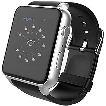 Montre Connectées STOGA nouveau Support SIM carte puce Bluetooth montre GSM téléphone montre-bracelet baignez