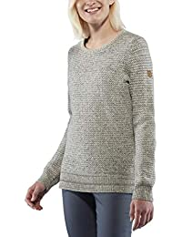Fjällräven Pull en Tricot pour Femme Gris Taille XL c216b138a88