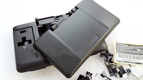 Vivi Audio® Full Gehäuse Shell Fall Ersatz Teile für Nintendo DS NDS Farbe Schwarz