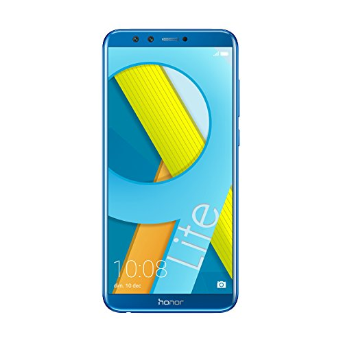 Honor 9 Lite Smartphone (14,35 cm (5,65 Zoll) FHD+ Display, 32 GB interner Speicher und 3 GB RAM, Dual-SIM, Android 8.0) Sapphire Blue