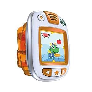 Leapfrog - 81427 - Jeu Éducatif - Montre d'activités Leapband - Orange