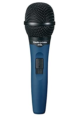 Audio-Technica MB3K Dynamic Vocal Microphone with Extended Response by Audio-Technica
