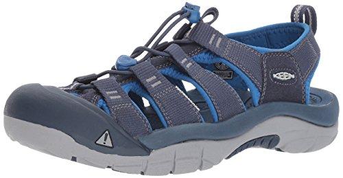 Preisvergleich Produktbild KEEN Men's Newport h2-m Sandal, Dress Blue/Classic Blue, 17 M US