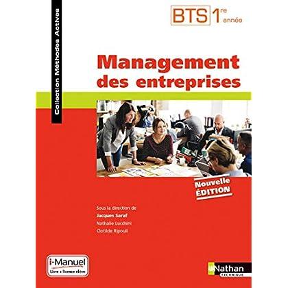 Management des entreprises - BTS Tertiaires 1re année