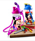 Tupperware Disney Minnie Plastic Bottle, 500ml, Multicolour