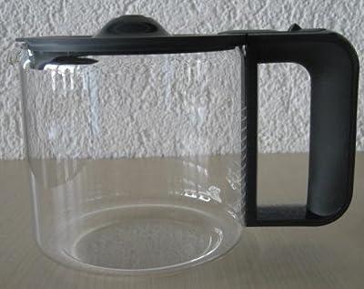 Ersatzkanne / Glaskanne Bosch Kunststoff grau für TKA8631 / TKA8011 - siehe Abbildung