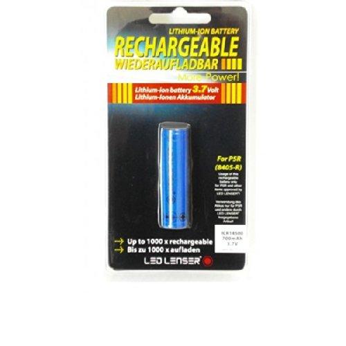 Preisvergleich Produktbild Led Lenser 7703 - Batterie für Lampe P5R