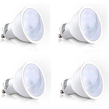 GU10 LED Bombilla 18 (3528) SMD 1W LED luz Lámpara LED ...