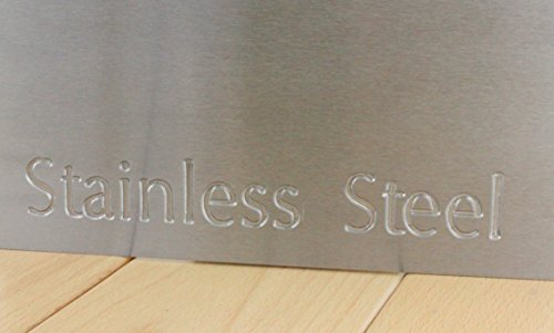 09mm-thick-brushed-stainless-steel-sheet-plate-20-sizes-to-choose-from-200mm-x-200mm