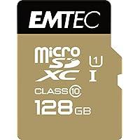 Emtec ECMSDM128GXC10GP Micro SDXC Class 10 UHS-I