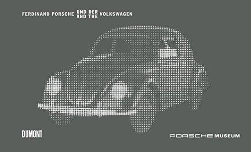 Ferdinand Porsche und der Volkswagen: Ferdinand Porsche and the Volkswagen Buch-Cover