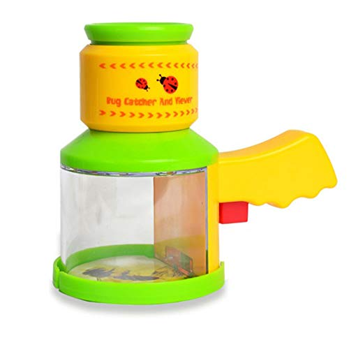 Naturwissenschaftliches Erkundungswerkzeug Naturwissenschaftliches Erkundungsspielzeug Insektenlupe Hinterhofforscher FüR Kinder Insektenlupe