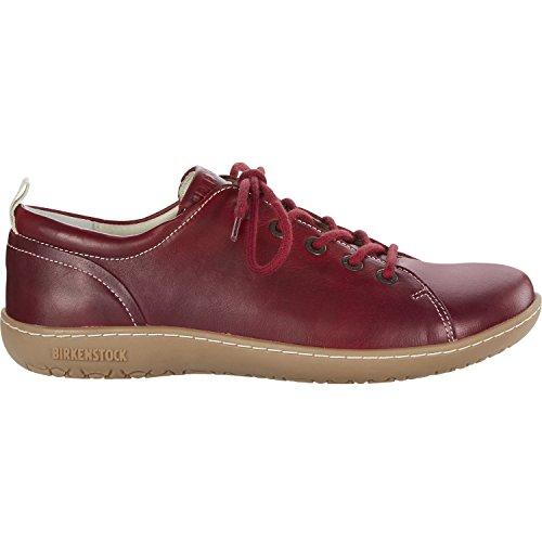 Birkenstock 1004659, Scarpe stringate donna Rosso scuro