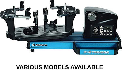 Gamma Besaitungsmaschine X-Els , blau / silber