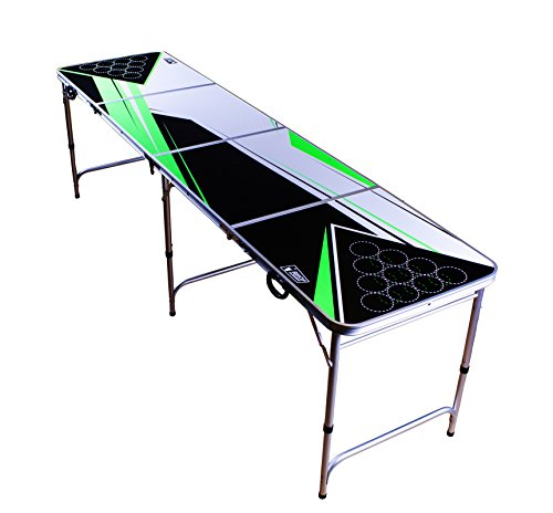 #Beer Pong Tisch – Neon Table Design – Beer Pong table#