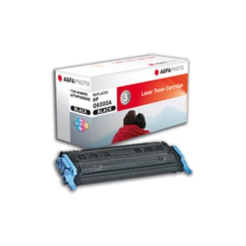 Preisvergleich Produktbild AgfaPhoto APTHP6000AE Tinte für HP CLJ2600 Cartridge, 2500 Seiten, schwarz