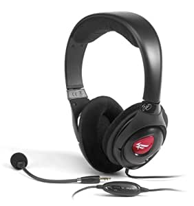 Creative HS800 Fatal1ty Gaming Headset with Detachable Noise-cancelling Microphone (PC / MAC)