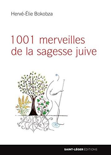 1001 merveilles de la sagesse juive par Hervé Elie Bokobza