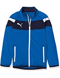 PUMA Kinder Jacke Spirit II Tricot Jacket