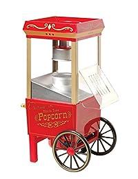 Godskitchen Nostalgia Electrics OFP-501 Vintage Collection Hot Air Popcorn Maker