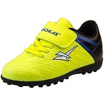 6a811a6ee Footwear Studio - Botas de fútbol para niño negro negro