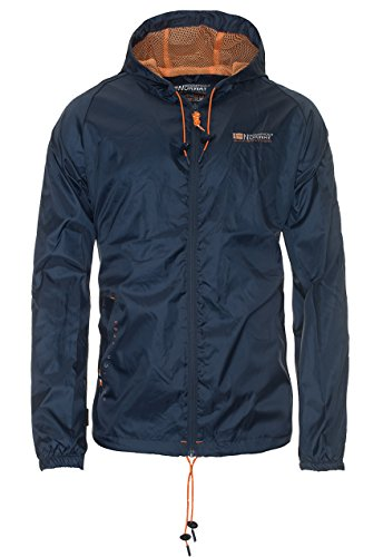 geographical-norway-giacca-impermeabile-uomo-transizione-giacca-vento-breaker-outdoor-pioggia-blu-na