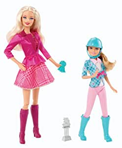 Barbie & Her Sisters in A Pony Tale - Barbie & Stacie Doll Giftset
