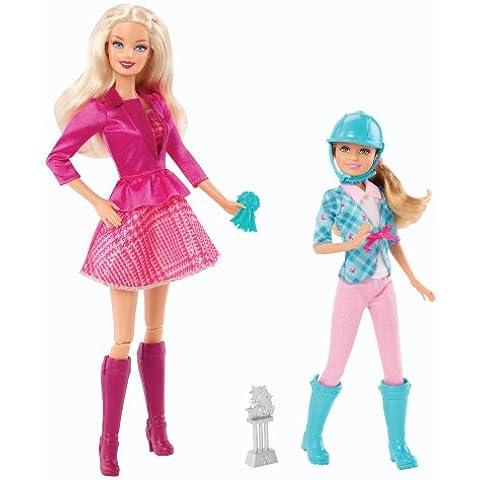 Barbie Y7556 - Muñecas Barbie y Stacie