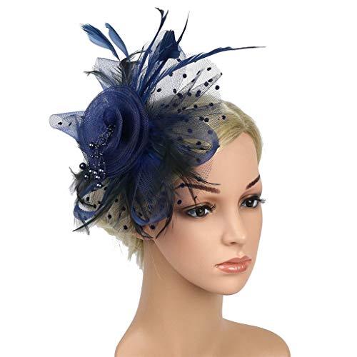 Sasstaids Stirnbänder Flapper Great Gatsby Stirnband Pearl Charleston Party Braut Kopfschmuck YP