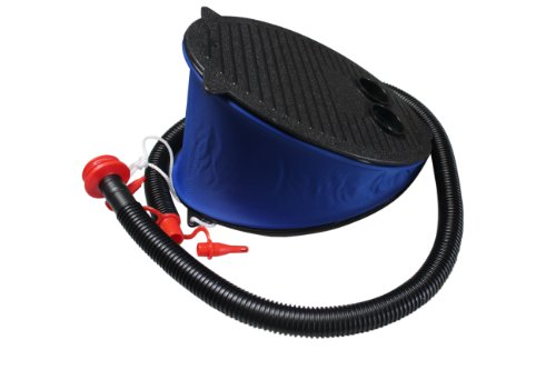 Intex    Outdoor Foot Pump available in Multi - Coloured - Size 28 cm