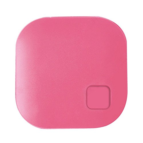 Cuitan Inteligente Mini Bluetooth Anti-Perdida Rastreador Localizador de Llaves Anti-Lost Tracker Key Finder con Alarma Locator Selfie Buscador para Niño Mascota Billetera Llave, Compatible con Apple iPhone 6 / 6 Plus / 6s / 6s Plus / 5S / 5 / iPad air / iPad mini / iPod etc IOS Dispositivo, Samsung Galaxy S7 / S6 / HTC / Sony / LG / Huawei etc Android Dispositivo -