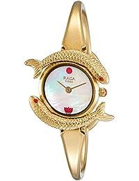 Titan Masaba Analog Mother of Pearl Dial Women's Watch-95077YM01